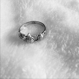 Jewelry - Sterling Silver turtles ring